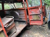 1960 15 window deluxe clean out