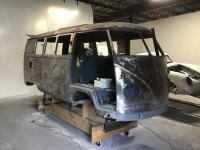 1960 SO23 restoration
