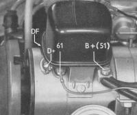 6-volt regulator connections