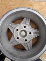 "Aftermarket Porsche wheel 5x130  PEG 6,5x14"""