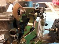 Solex H 30\31 with throttle positioner