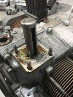 40 hp strange part?