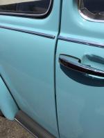 """German door seal """"flap"""" details"""