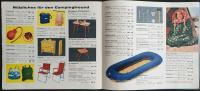 1961 Klepper Prospekt Catalog