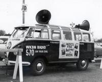 WKBN Radio Bus - Logo 23-Window