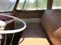 1960 sk sealing wax red/ beige grey standard