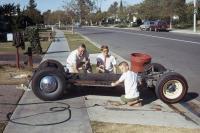 Vintage Manx Build