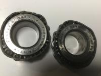 Outer wheel bearings- what happened?