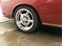 Wheel fit 17's