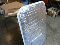 Vanagon engine lid - new liner
