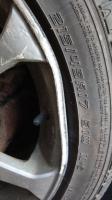 more wheel damage