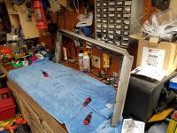 Jalousie Rebuild - 71 Westy Weekender
