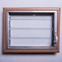 New inner frame for Westy jalousie window