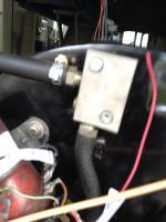 engine vacuum box