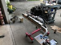 Vanagon Syncro Subaru EJ22 Rocky Mountain Westy RMW Exhaust System Heat Shield
