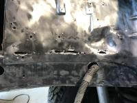 Vanagon Syncro Engine Bay Restoration