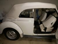 '79 Super Beetle canvas top cover