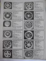 VW wheel directory