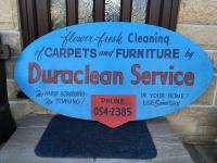 Duraclean 1954 sunroof logo standard
