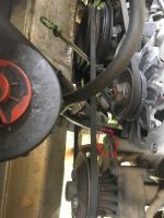 91 Vanagon Power steering adjustor bolt