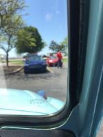 VW Beetle windshield corner fit & leak issues