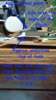 Super Beetle sending unit adjustment