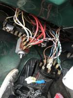 Dash wiring