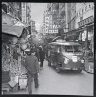 T1 1950 VW Transporter in Hong Kong
