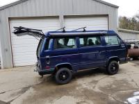 FAS syncro diesel conversion
