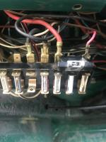 Late 69 fusebox fault finding