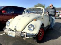 Took the Creeky Bug out to meet up with my buddy Bill.