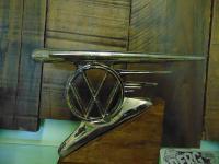 Vintage VW hood ornament