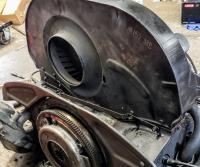 1500 cc fan shroud missing spring