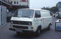 Postal Vehicle