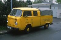 Postal Double Cab