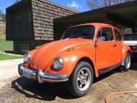 1971 Beetle project car