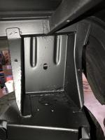 Vanagon Syncro Gas Tank Area Restoration