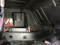 Vanagon Syncro Gas Tank Area Restoration