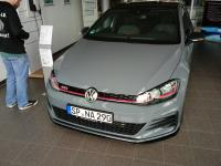 A visit at a VW dealership in Germany