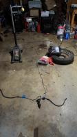 5 23 2019 Brake System Removal