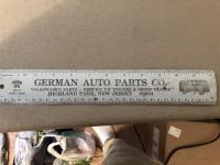 German Auto Parts Ruler - Highland Park, NJ