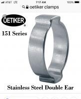 Perkier clamp styles
