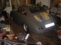 The smoke 356 in the garage !
