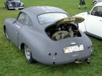 356 burn out in the garage !
