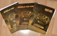 1968 Manx Catalogs