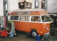 Safare Custom Camper