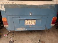 Texasbusguy92s bus rear