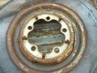 "4/'54 15"" Bus Wheel"