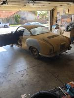 1957 Karmann Ghia lowlight