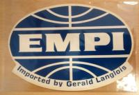 Empi imported by Gerald Langlois